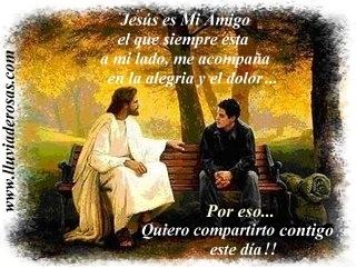 Jesús es mi Amigo