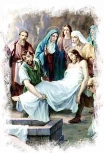 María en la Resurrección